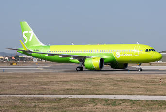 VP-BWN - S7 Airlines Airbus A320 NEO