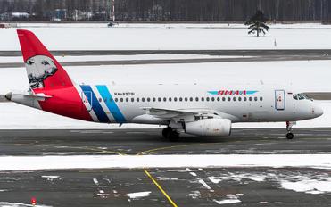 RA-89091 - Yamal Airlines Sukhoi Superjet 100LR