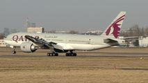 A7-BBB - Qatar Airways Boeing 777-200LR aircraft