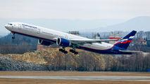 VQ-BQB - Aeroflot Boeing 777-300ER aircraft