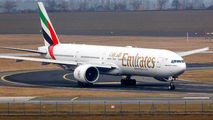 A6-EGC - Emirates Airlines Boeing 777-300ER aircraft