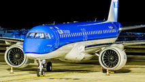 PH-NXB - KLM Cityhopper Embraer ERJ-195-E2 aircraft