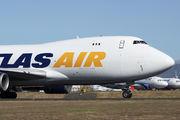 N487MC - Atlas Air Boeing 747-400BCF, SF, BDSF aircraft