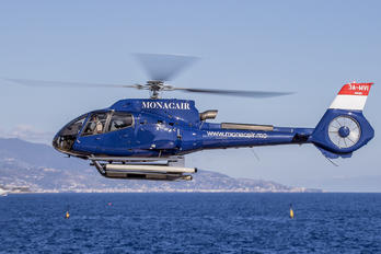 34-MVI - Monacair Airbus Helicopters H130
