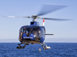 3A-MAJ - Monacair Airbus Helicopters H130
