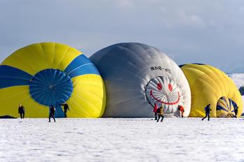 SP-BNW - Aeroklub Leszczyński Schroeder Fire Balloons G22/24