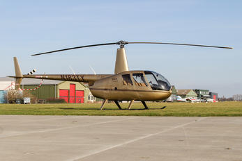 N183TY - Private Robinson R44 Raven II