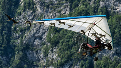 15-ADE - Private Unknown paramotor