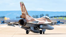 536 - Israel - Defence Force General Dynamics F-16C Barak aircraft