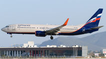VQ-BHV - Aeroflot Boeing 737-800 aircraft