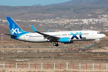 D-AXLH - XL Airways Germany Boeing 737-800