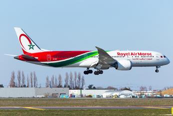 CN-RGX - Royal Air Maroc Boeing 787-9 Dreamliner