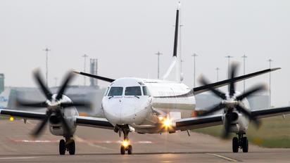 G-LGNS - Loganair SAAB 2000