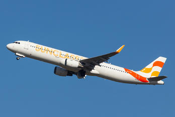 OY-TCI - Sunclass Airlines Airbus A321