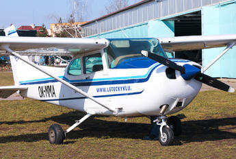 OK-MMA - Private Cessna 172 Skyhawk (all models except RG)