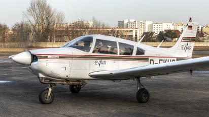 D-EKUC - Eva Air Piper PA-28 Cherokee