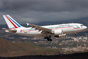 F-RADB - France - Government Airbus A310