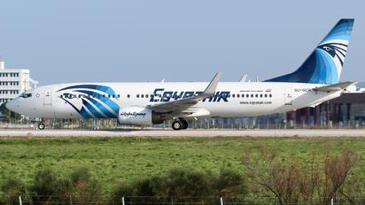 SU-GCR - Egyptair Boeing 737-800