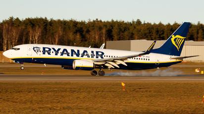 SP-RSU - Ryanair Boeing 737-800