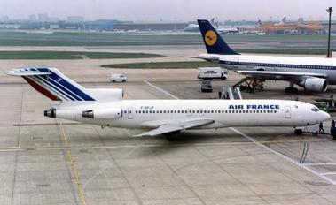 F-BPJP - Air France Boeing 727-200