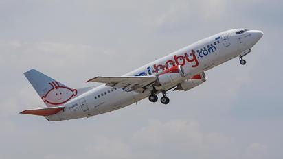 G-ODSK - bmibaby Boeing 737-300