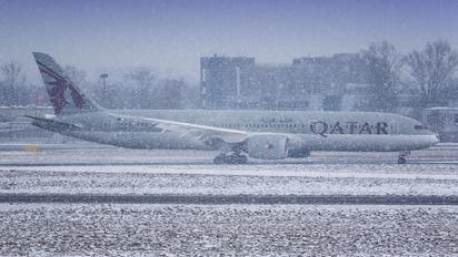 A7-BHB - Qatar Airways Boeing 787-9 Dreamliner