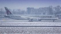 A7-BHB - Qatar Airways Boeing 787-9 Dreamliner aircraft