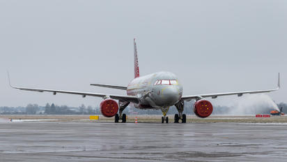VQ-BSG - Rossiya Airbus A320