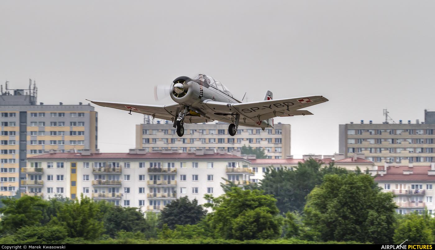 Private SP-YBD aircraft at Kraków, Rakowice Czyżyny - Museum of Polish Aviation