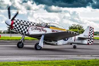 G-TFSI - Anglia Aircraft Restorations Ltd North American P-51D Mustang