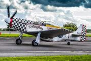 G-TFSI - Anglia Aircraft Restorations Ltd North American P-51D Mustang aircraft