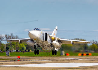 RF-34003 - Russia - Navy Sukhoi Su-24M