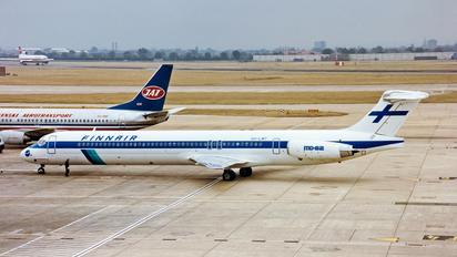 OH-LMT - Finnair McDonnell Douglas MD-82
