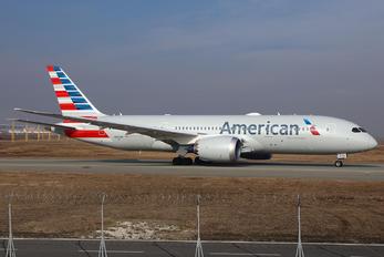 N872AN - American Airlines Boeing 787-8 Dreamliner