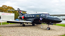 XS709 - Royal Air Force Hawker Siddeley HS.125 Dominie T.1 aircraft