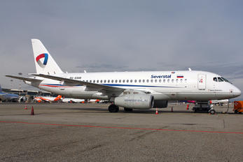 RA-89118 - Severstal Sukhoi Superjet 100