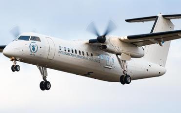 C-GHQZ - United Nations de Havilland Canada DHC-8-300Q Dash 8