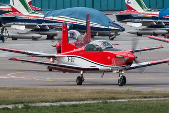 A-912 - Switzerland - Air Force: PC-7 Team Pilatus PC-7 I & II