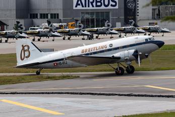 HB-IRJ - Breitling Douglas DC-3