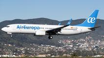 EC-MKL - Air Europa Boeing 737-800 aircraft