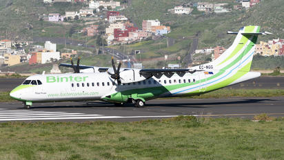 EC-NGG - Binter Canarias ATR 72 (all models)