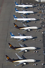 N395UP - UPS - United Parcel Service Boeing 767-300F