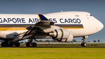 9V-SFM - Singapore Airlines Cargo Boeing 747-400F, ERF aircraft