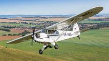 OM-ABC - Private Piper J3 Cub aircraft