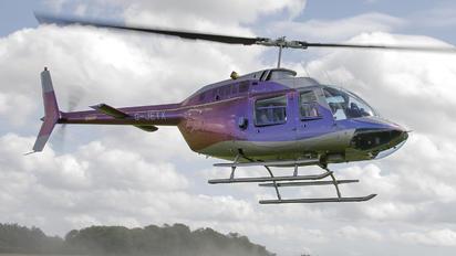 G-JETX - Private Bell 206B Jetranger III