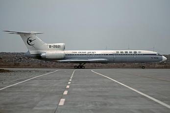 B-2621 - China Xinjiang Airlines Tupolev Tu-154M