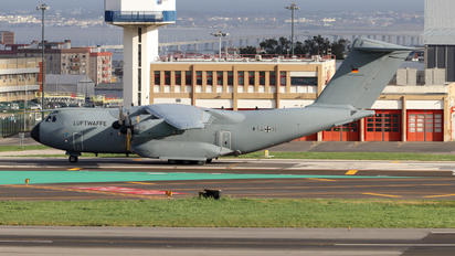54-11 - Germany - Air Force Airbus A400M