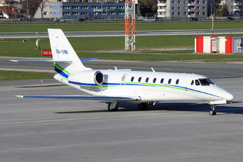 OK-UNI - Travel Service Cessna 680 Sovereign