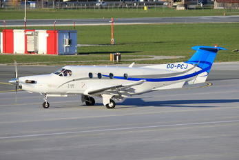 OO-PCJ - Private Pilatus PC-12NG