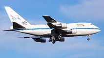NASA Boeing 747SP begins missions from Cologne title=